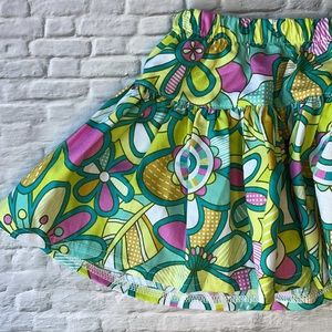 CAROLINA KIDS | Floral print skirt